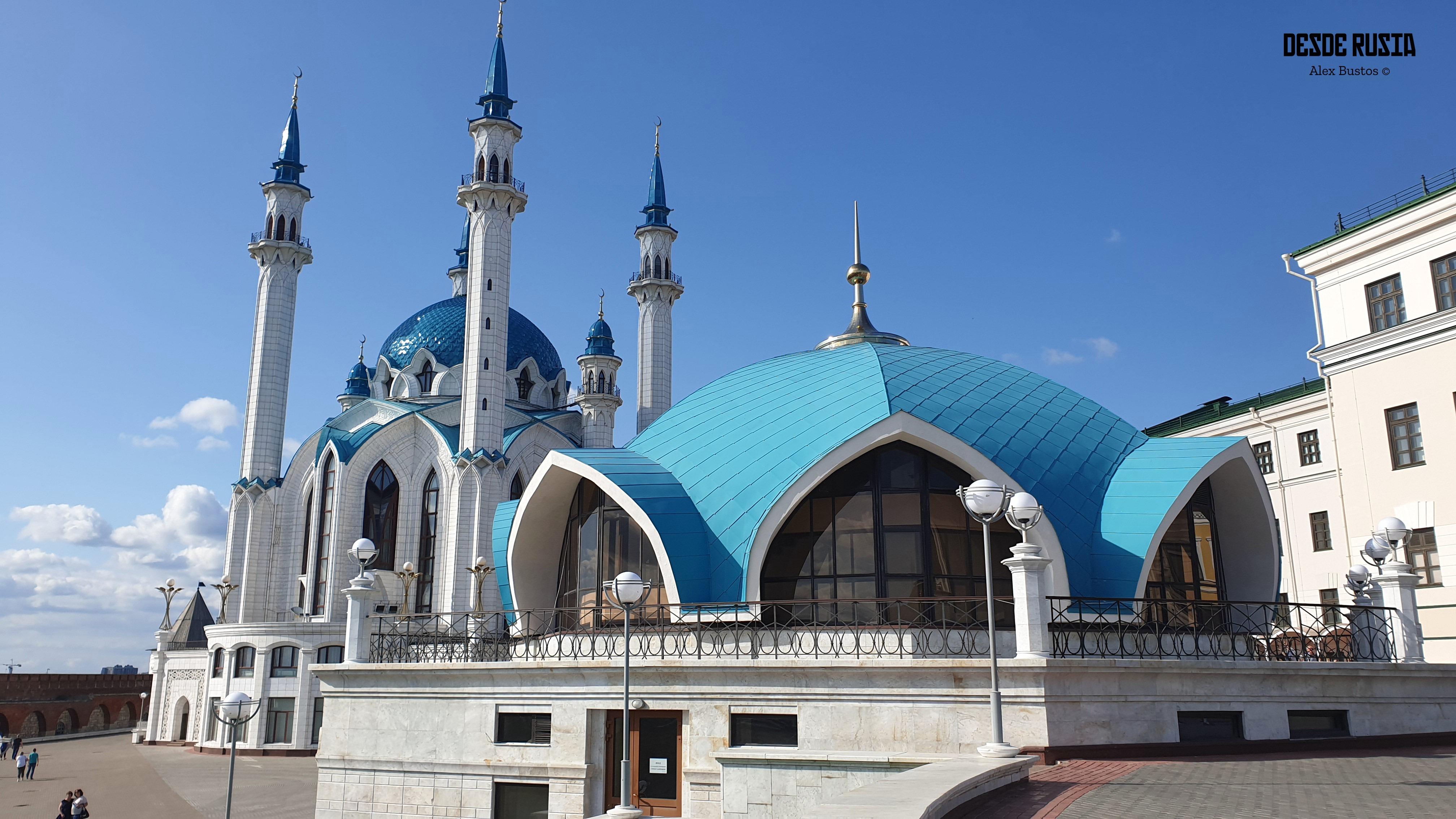 Mezquita Qol Sharif