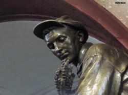 Estàtua de la Plaça de la Revolución