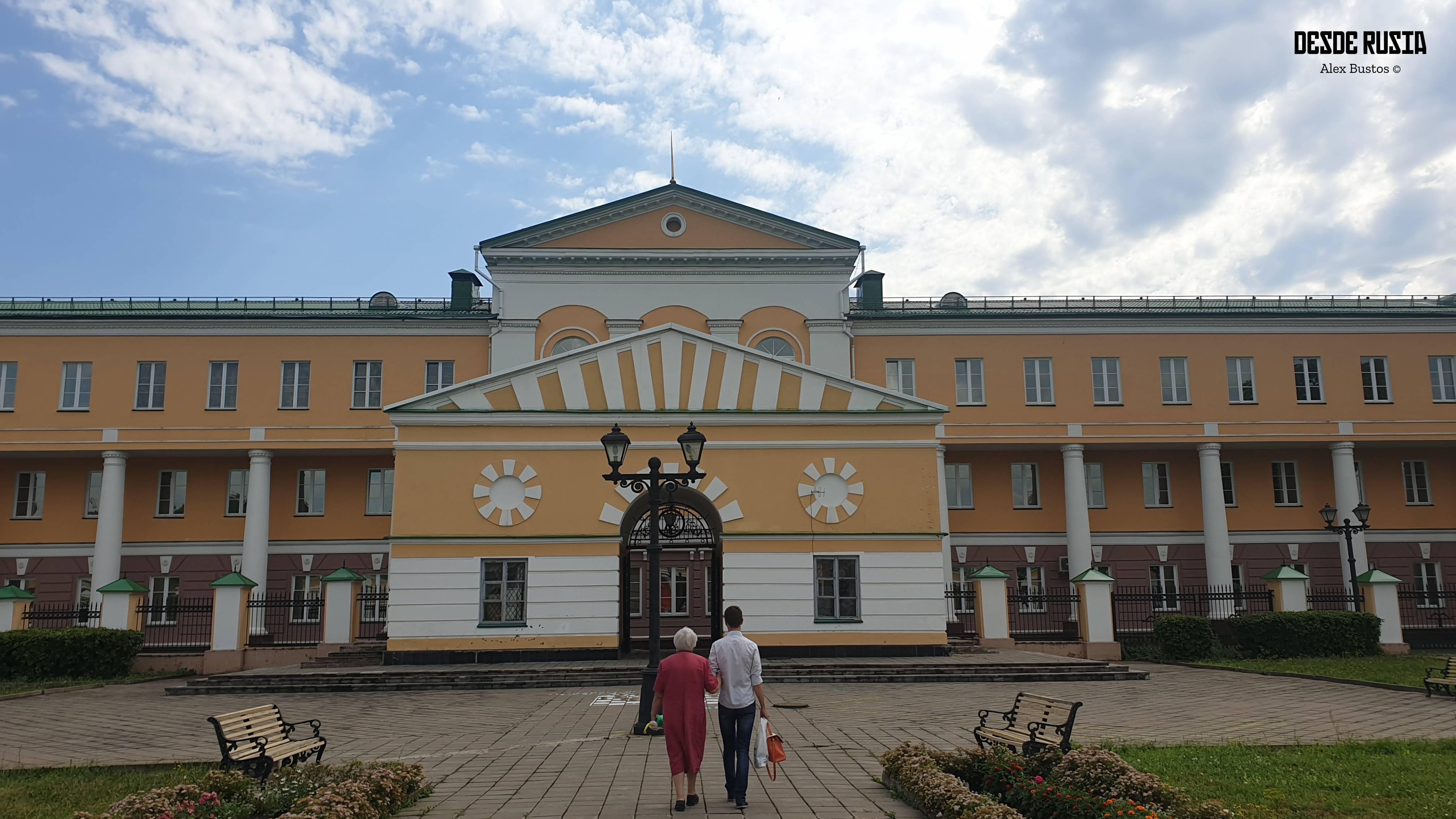 Residencia presidente Udmurtia