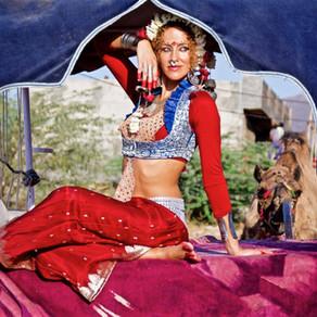 Formação em Dança Indiana