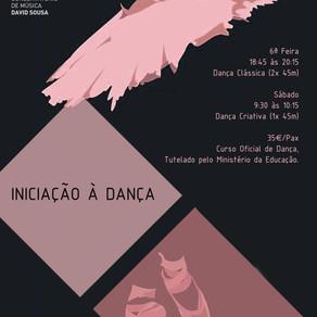 Curso de Iniciação à Dança 2018/2019