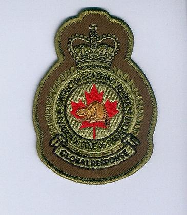 4CES Heraldic Crest