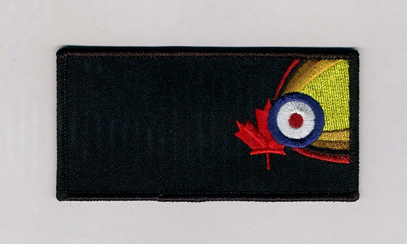 CF-18 Demo Team 2016 Name Patch