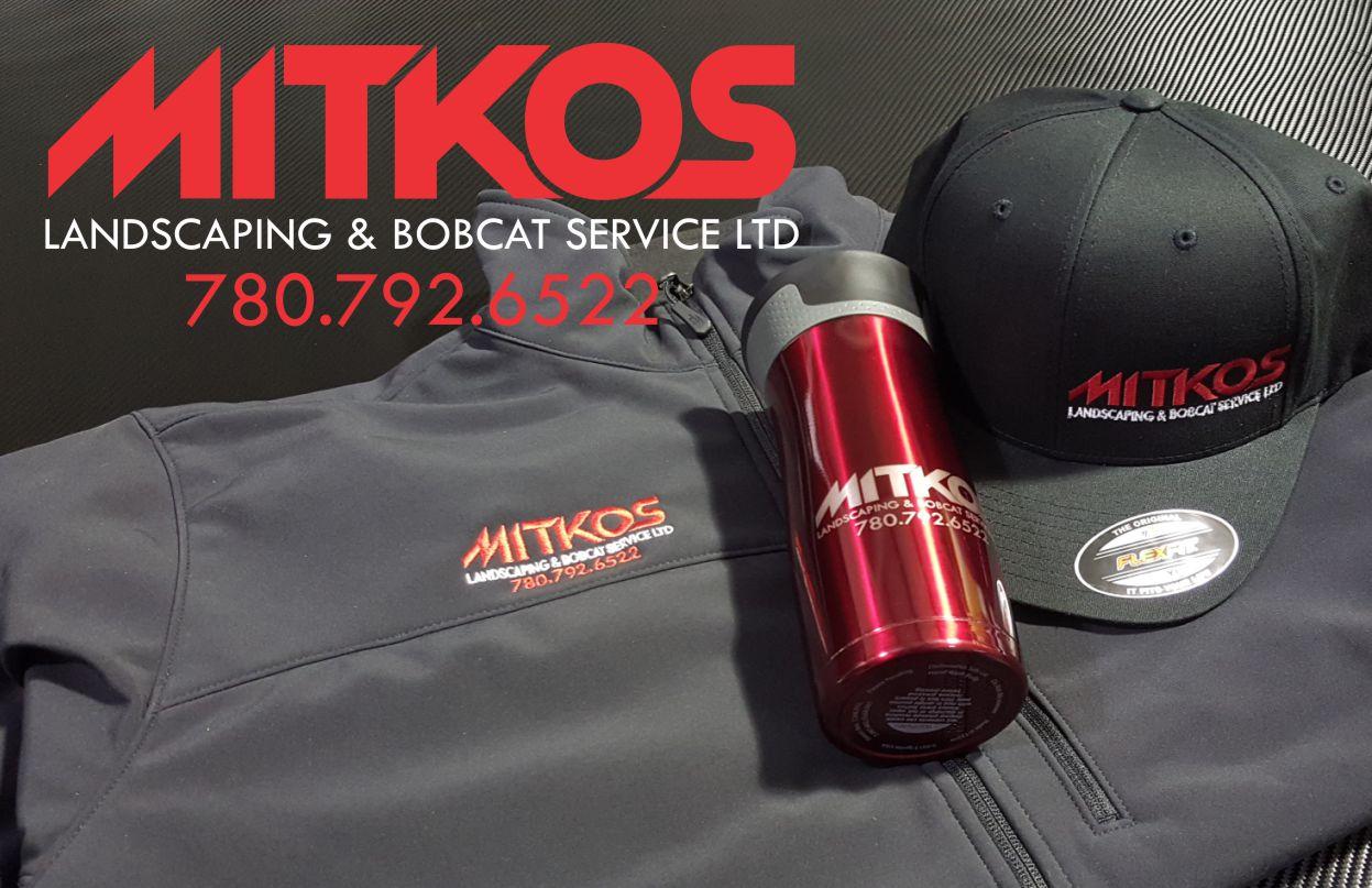 Mitkos Logo Design