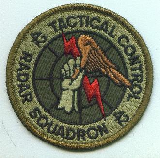 42 Tactical Control Radar Squadron