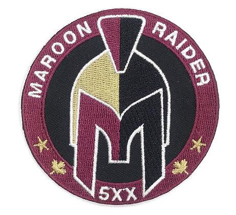 Maroon Raider
