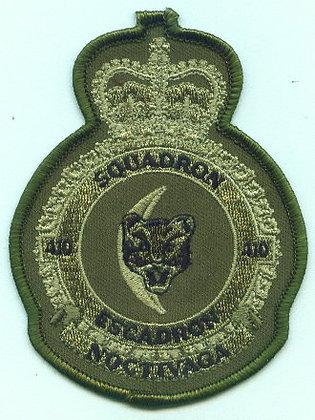 410 Squadron Heraldic Crest