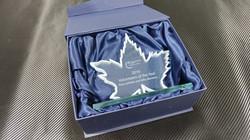 FCSS Maple Leaf Award