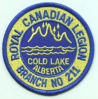 Canadian Legion Branch 211