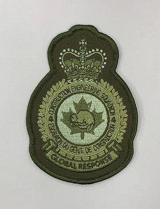 4 CES LVG Heraldic Crest