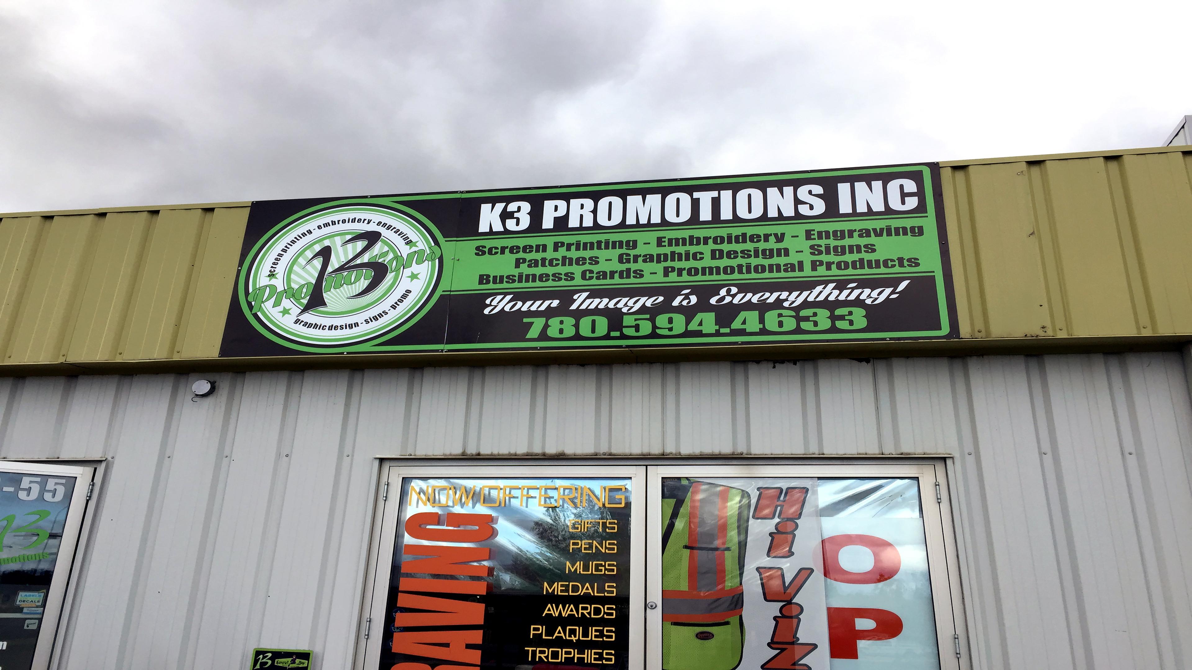 K3 Sign
