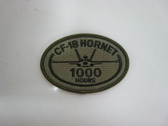 CF-18 Hornet 1000 Hours
