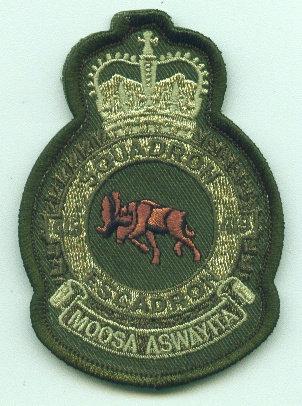 419 Squadron Heraldic