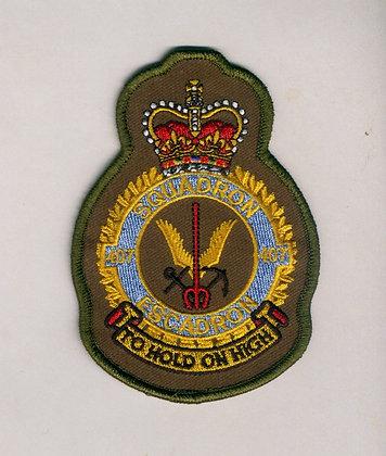 407 Sqn Heraldic Crest