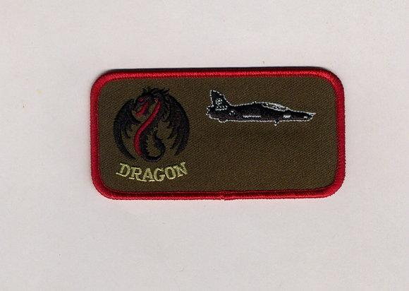Dragon Flight Name Tag