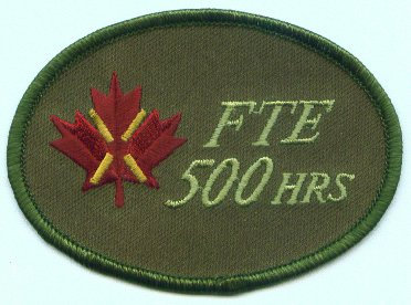 FTE 500 Hrs