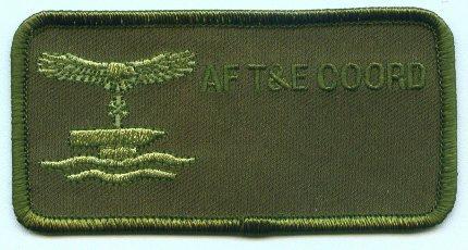 AFT&E Name Patch