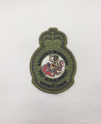 """AETE Heraldic crest 3.5"""""""