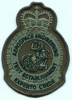 """AETE Heraldic Crest LVG 4"""""""