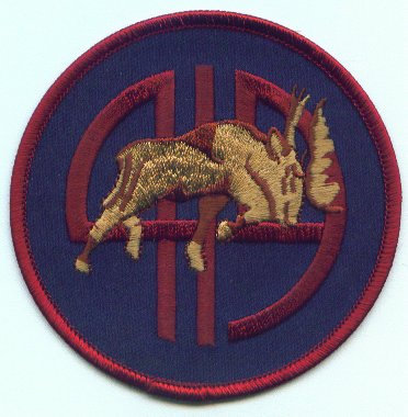 419 Squadron Patch