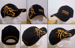 Stallion Safety Custom Hat