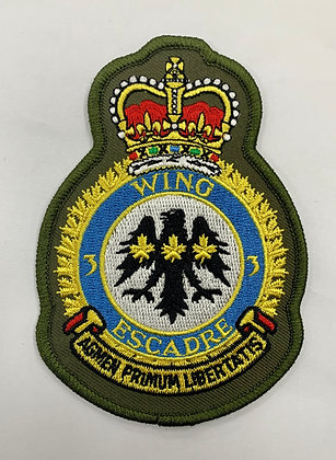 3 Wing heraldic on LVG background