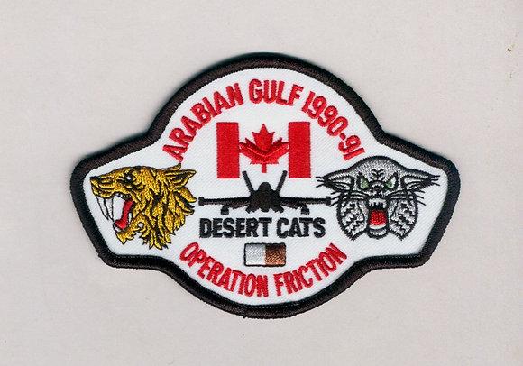 Arabian Gulf OP Friction