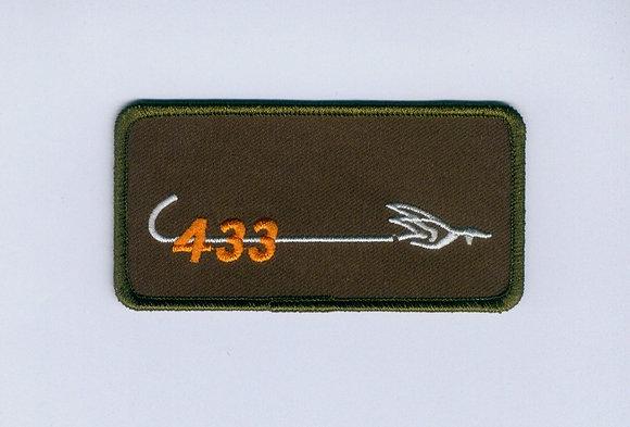 433 Name Tag LVG
