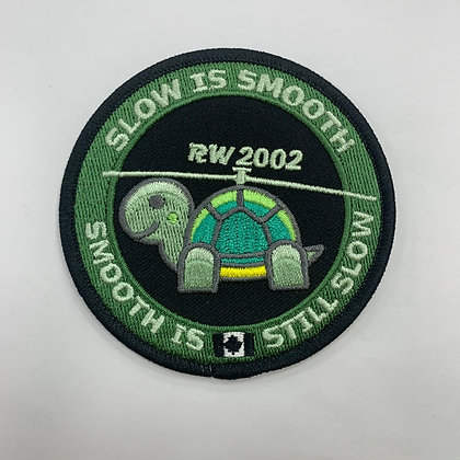 Slow is smooth patch