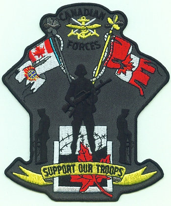 Canadian Forces Support Our Troops
