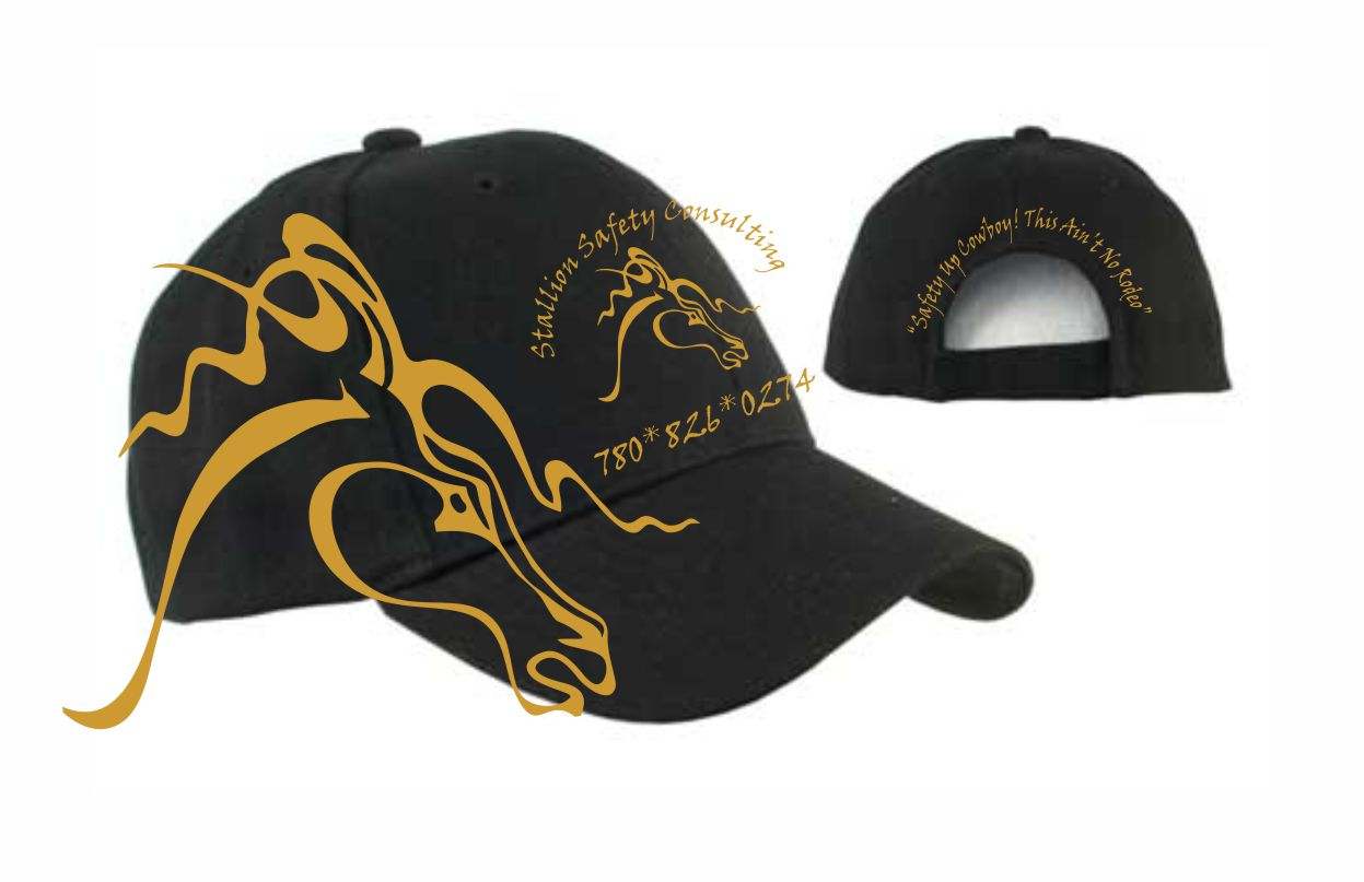 Stallion Safety Custom Hat Concept