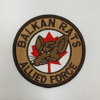 Balkan Rats patch