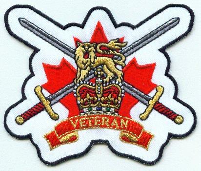 Veterans Lion Crest