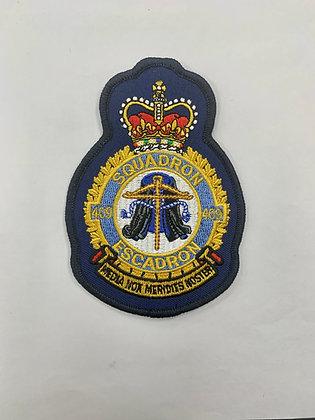 409 Heraldic patch