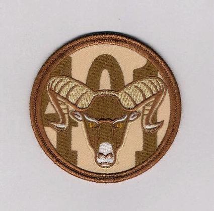 401 Squadron Crest Tan
