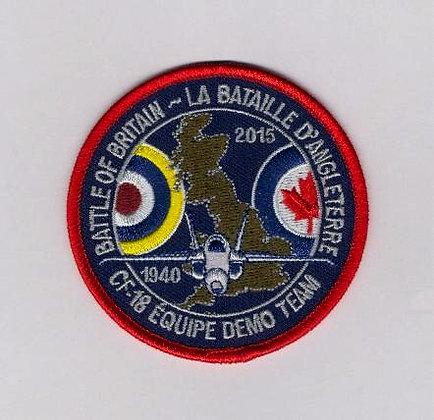 CF-18 Demo Team Battle of Britain