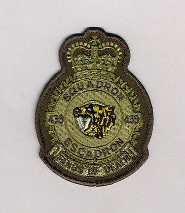 439 Squadron Heraldic Crest