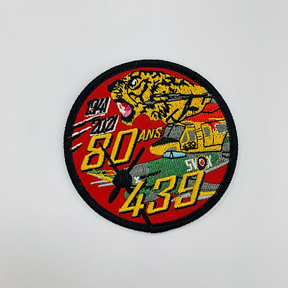 439 Sqn 80th patch