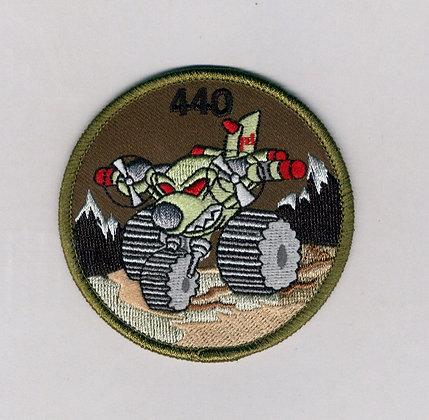 440 Squadron Monster Plane