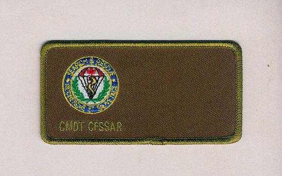 19 Wing SAR Name Tag