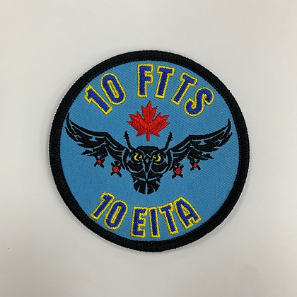 10 FTTS Sqn patch