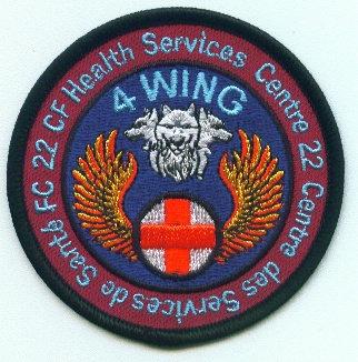 22 CF Health Services