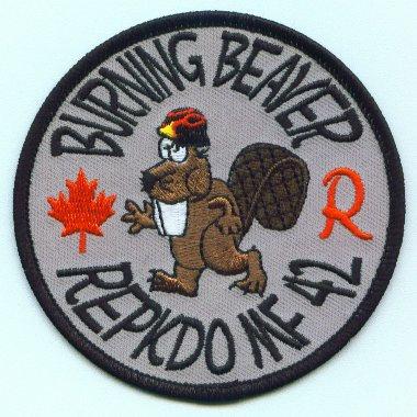 Burning Beaver