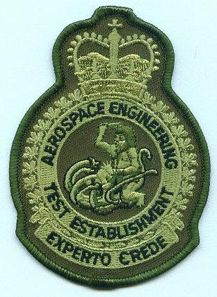 AETE Heraldic Crest