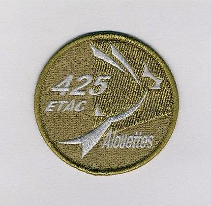 425 Squadron Crest