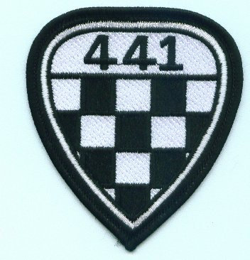 441 Checkered Flag
