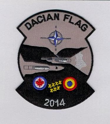 Dacian Flag