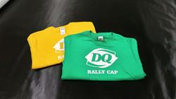 DQ Rally Cap