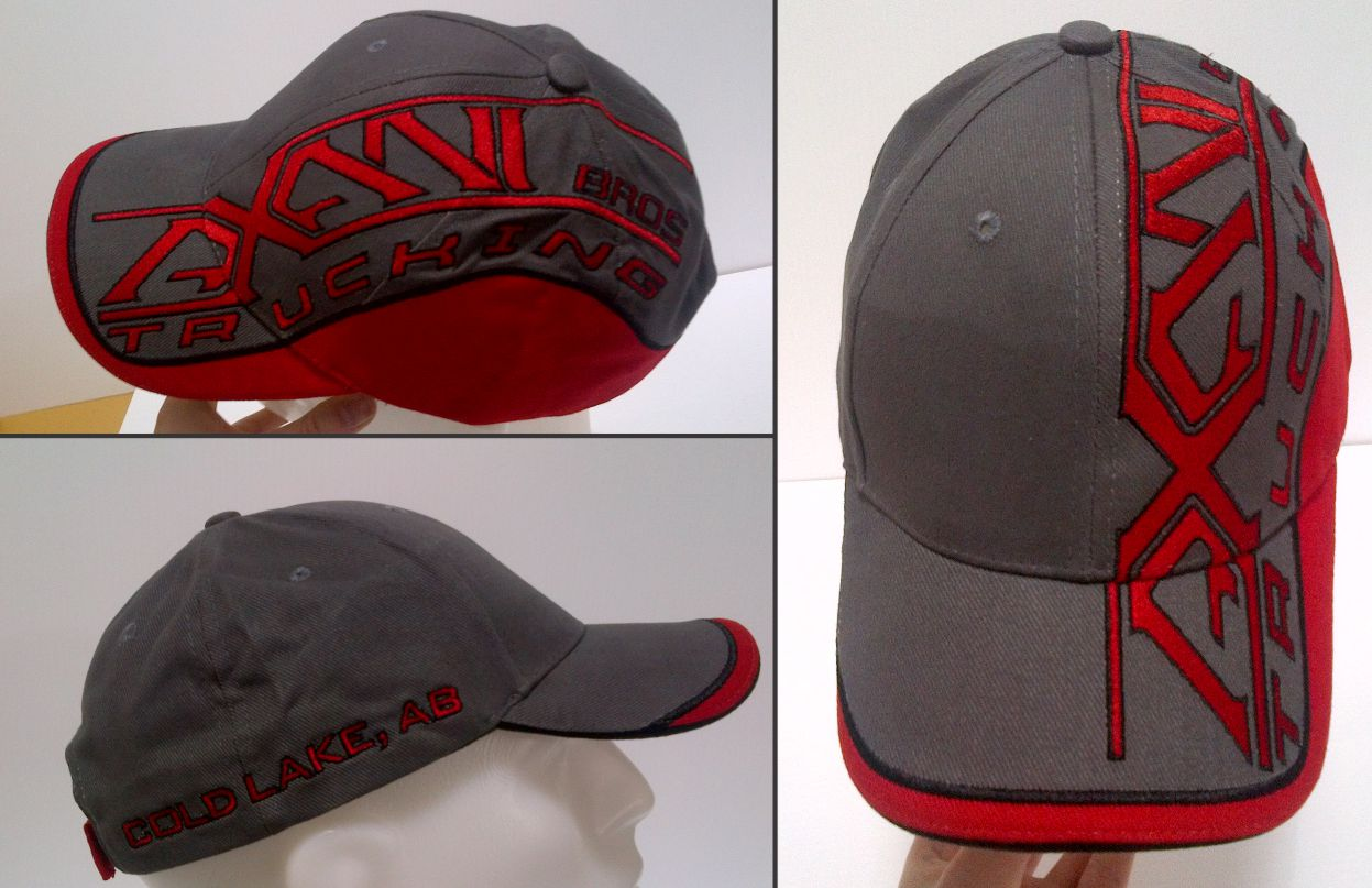 Axani Bros Custom Hat