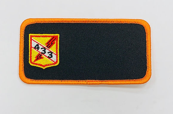 433 Name Tag Color